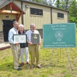DNR honors Stokes Sr.