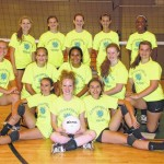 Volleyball camp 'setting' the table for the future