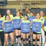 Pickens Rec spring volleyball 13-14 runners up