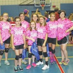 Spring volleyball 10-12 runners up