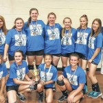 14U volleyball winners