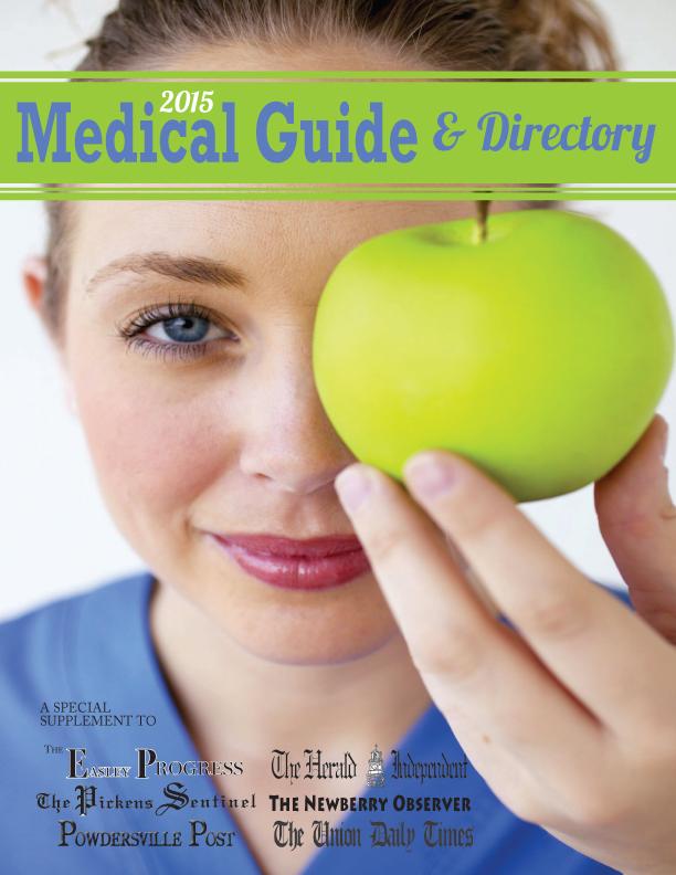 2015 Medical Guide