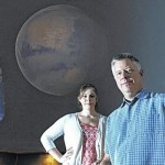 Clemson professors tapped for Mars mission