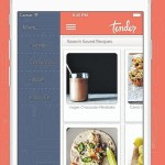 New food app goes mobile