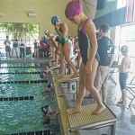 Pickens County YMCA Piranhas girls' team wins meet