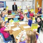 Pickens Rotary donates dictionaries