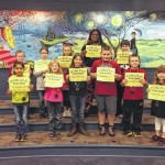 Chastain Elementary COLTS for October