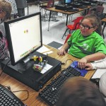 Students get exposure to robotics
