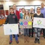 Lions Peace Poster winners named