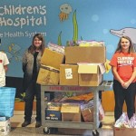 Special delivery to GHS Children's Hospital