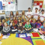 Students enjoy 'Grand Slam' party