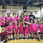 12 Under Volleyball State Champions