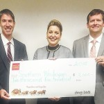 SWU receives $2,500 grant from Wells Fargo
