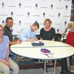 Covey signs LOI with The Citadel