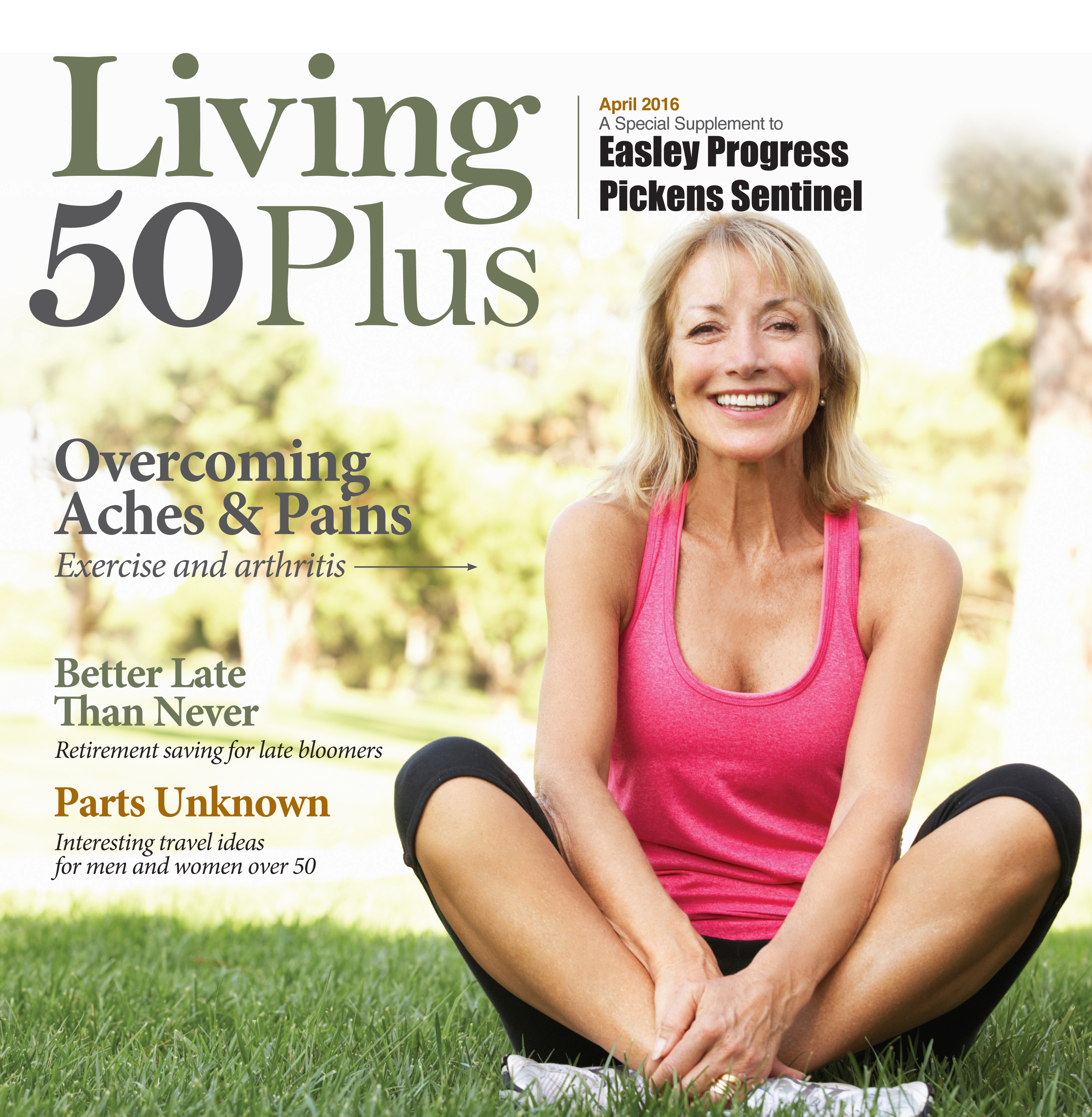 eEdition: Healthy Living 50+