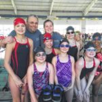Swimmers finish strong