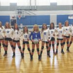 Carolina One Volleyball 12 team captures championship