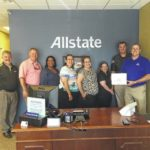 Allstate celebrates one-year anniversary