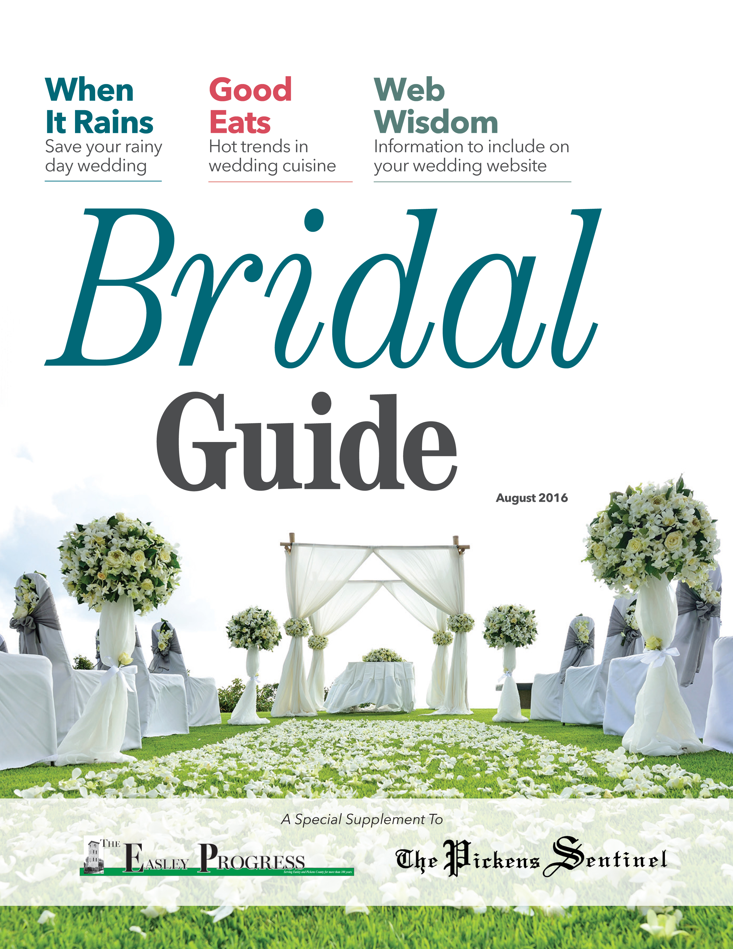 2016 Fall Wedding Planner