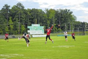 Liberty, Easley dial it up in jamboree