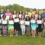 Junior Leadership Pickens graduates 26