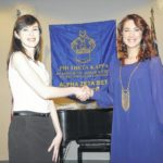 Tri-County inducts Alpha Zeta Beta members