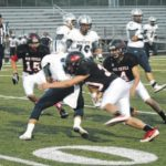 Liberty Red Devils suffer first loss of season