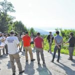 Forestry summer camp prepares students to become master foresters