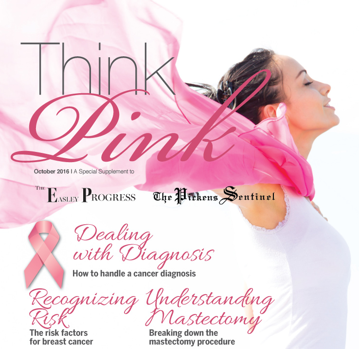 Breast Cancer Awareness October 2016
