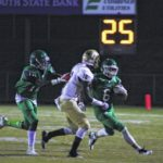 Hanna too much for Easley Green Wave