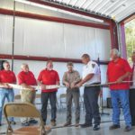 New fire house opens