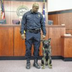 EPD welcomes two new K-9 officers