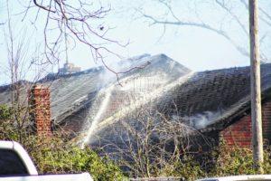 EFD: House fire 'suspicious'