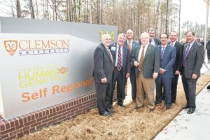 Clemson Center for Human Genetics unveils new facility