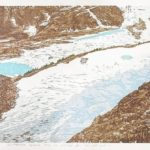 Art professor saves National Park glaciers as woodcut prints, work acquired by national galleries