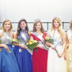 Mason Hebert crowned Miss Summit at DHS
