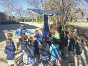 Solar charging station newest exhibit at World of Energy