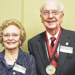 Easley couple recognized by North Greenville University