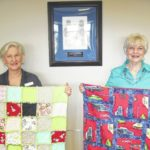Quilters Guild provides quilts to Oconee County Sheriff's Office