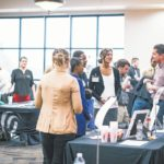Career Networking event at Southern Wesleyan
