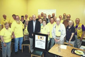 Easley Lions Club celebrates 100 years