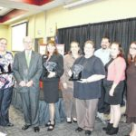 Greater Easley Chamber present annual bevy of awards