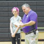 EHS NJROTC cadet springs to aid of fellow student
