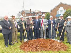 Mount Pisgah Baptist breaks ground on new building