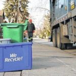 Liberty recycling programs cut