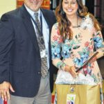 Bross named Outstanding First Year Teacher of the Year