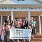 Pickens bank named Business of the Month