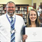 Teacher Forum Scholarships awarded to four students