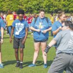 Southern Wesleyan hosts Area 14 Special Olympics