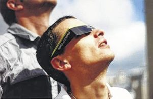 Keep those peepers safe during eclipse